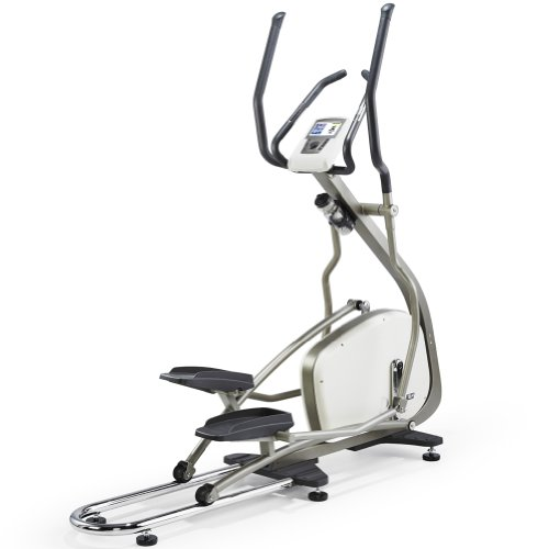 Tunturi Pure F 8.0 Elliptical Cross Trainer - Off-White