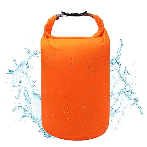 iOutdoor Products Dry Bag Leicht wasserdichte Tasche 2L / 5L / 10L / 20L / 40L / 70L Trockener Kompressionssack mit TAFT Abriebfest Reißfest und Langlebig Ultra-Light für Reisen/Wassersport -