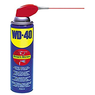 Wd-40® WD40 Extra Large Multipurpose Oil Smart-Straw 450 ml Can Specialist Lubricant Aerosol Cleaner Maintenance Againest Rust (1)