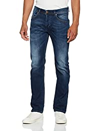 Diesel Herren Tapered Fit Jeans Belther L.32 Pantaloni