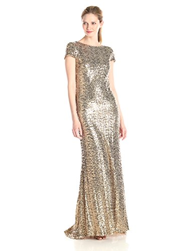 Badgley-Mischka-Womens-Cowl-Back-Sequin-Classic-Gown
