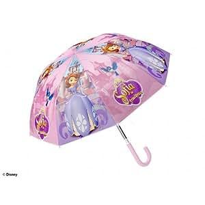 Perletti Perletti5031942x 8cm Fille Sofia The First Imprimé de sécurité ouvert coupe-vent Parapluie