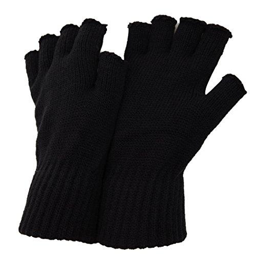 Floso - Mitones/Guantes sin dedos invierno hombre