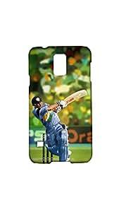 Sachin Tendulkar Painting Designer Mobile Case/Cover For Samsung Galaxy S5
