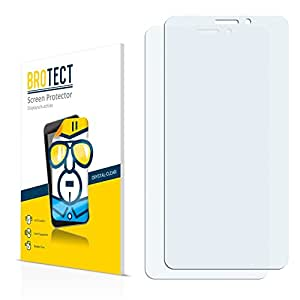 BROTECT Film Protection Ucall Houston Protecteur écran [2 Pack] Screen Protector