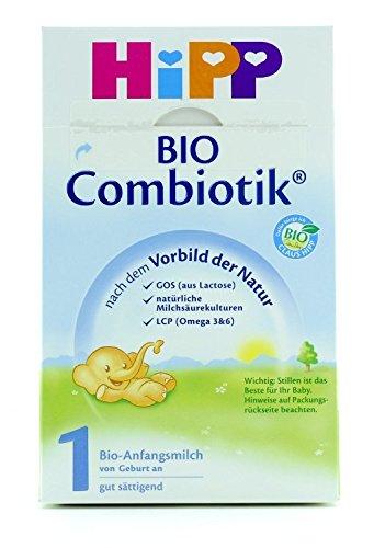 Hipp Bio Combiotik 1 Anfangsmilch - von Geburt an, 600g