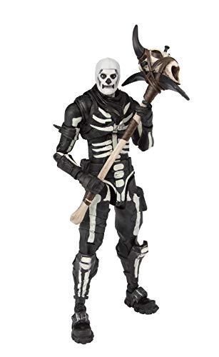 Fortnite- Figura articulada Skull Trooper