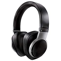 GUOLIXIA Headphones, Hifi Stereo With Microphone Subwoofer, Separate Line-Controlled Retro Music Computer, Suitable For Acg Animation Game Control Type(Brown/Black)