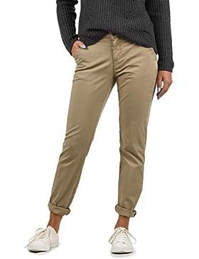 BlendShe PantsBlend She Chilli Pantalón Chino Pantalón De Tela para Mujer Regular- Fit