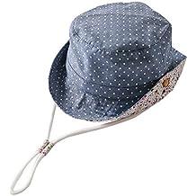 La Vogue Bob Pêche Soleil Coton Chapeau Anti-UV Bébé Enfant Outdoor Été Bleu 8b7c2aa1600