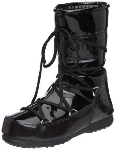 Moon Boot, Moon Boot W.E. P.Jump.Mid, Stivali, Donna nero (Noir (Nero 011))