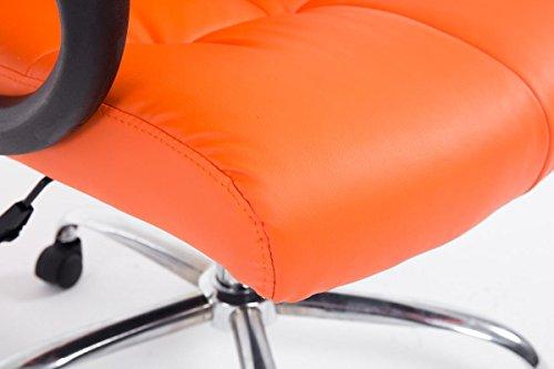 Sedie Ufficio Arancio : Clp poltrona da ufficio poseidon xxl sedia studio presidenziale