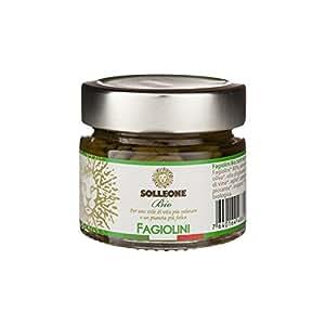 Solleone Bio Fagiolini Sott'Olio - 100 g