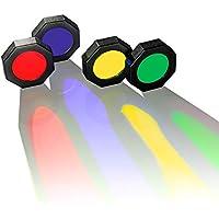 Ledlenser Color Filter Set 37mm für H14.2 H14R.2 P7 P7.2 P7R T7P