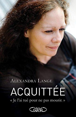 Acquittée par Alexandra Lange