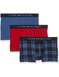 Tommy Hilfiger 1u87905447, Boxer Homme, ( lot de 3 )