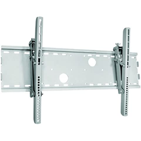 Monte-it! Nueva resistentes de inclinación ajustable Universal inclinable de pared para TV de Plasma - plata (max, 37~65 pulgada* Pulgada)* Max 850 x 450 VESA Dynex DX-37L130A11 DX-37L150A11 DX-40L150A11