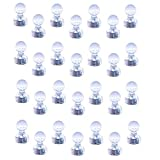 Magnetpro Magneti Push Pin 28 pacco Clear Strong Pins magnetici…
