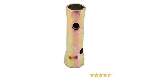 16-18 mm Chiave a bussola a doppia estremit/à per candela di accensione MA-on