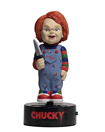 Chucky Die Mörderpuppe - Body Knocker Wackel Figur - Actionfigur - ()