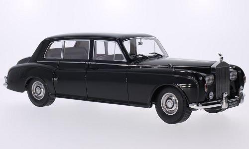 rolls-royce-phantom-v-mpw-noire-rhd-1964-voiture-miniature-miniature-dj-monte-paragon-118