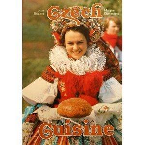 Czech Cuisine by Joza & Maryna Klimentova Brizova (1986-08-01)