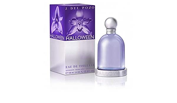 Buy Halloween Jesus Del Pozo for women 100ml Online at Low Prices ...