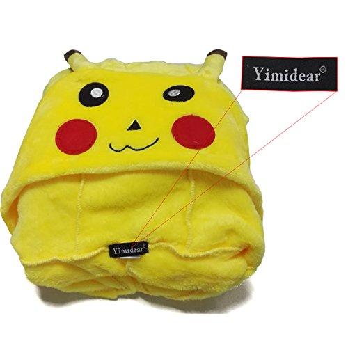 Pikachu Onesie Pyjama - 7