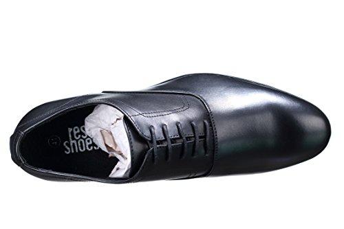 Reservoir Shoes Chaussure Derbie Vadim Black Noir
