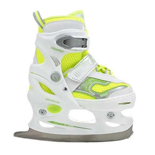 Schlittschuhe für Kinder, Jugendliche, Eiskunstlauf Schlittschuhe, größenverstellbar NF 701 A Nils Extreme