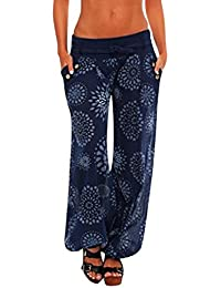 Mode Damen Hohe Taille Yoga Freizeithose Kunstleder Enganliegende Hose M ~2XL