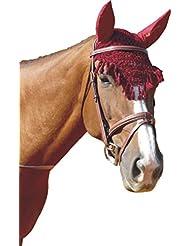 Passionnal - Bonnet Anti Mouches Pour Cheval