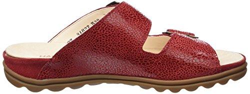 Hartjes Xs Sandy, Mules femme Rouge - Rot (chili/chili 55,55)