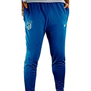 Nike Atlético de Madrid Dry Squad Bas Homme, Green Abyss/Igloo, s