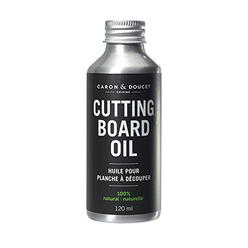 oconut Cutting Board Oil & Butcher Block Öl-100% Pflanze, aus Raffinierter Kokusnuss-Öl, die nicht enthalten Petroleum (Mineral Öl). 4oz Aluminum farblos ()