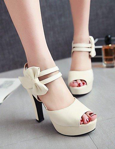 LFNLYX Scarpe Donna-Sandali / Scarpe col tacco / Sneakers alla moda / Ciabatte / Solette interne e accessori-Matrimonio / Ufficio e lavoro / Black