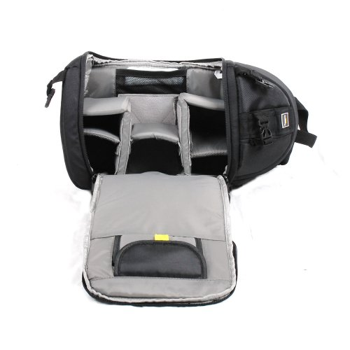 Xtremplus Speed Box M - Premium Fototasche - Fotorucksack, Slingrucksack, Slingbag