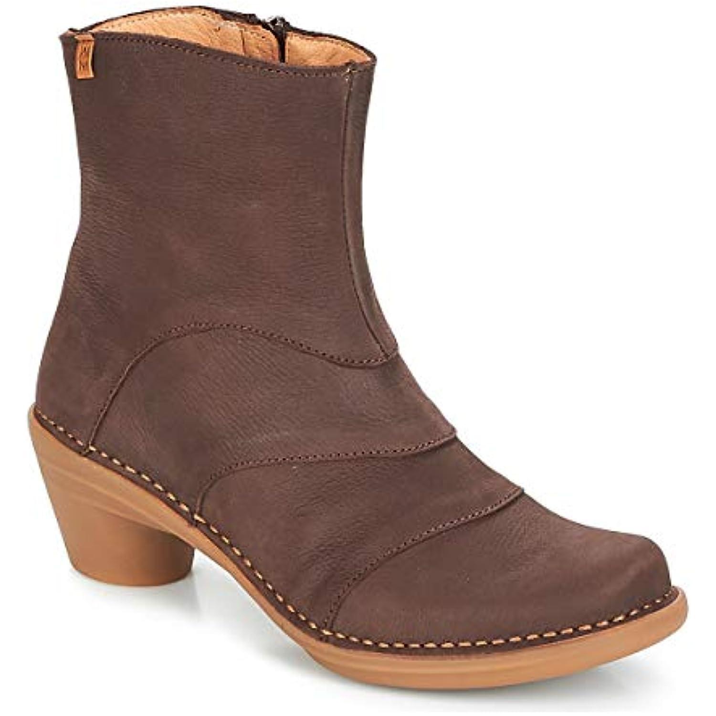 El Naturalista N5328, Boots Marron, Chelsea Femme - Marron - Marron, Boots 37 EU - B07C5NSG4F - 50348d