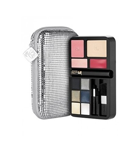 Lancome Travel Chic Evening Make-Up Pouch Plantine Edition Eye Shadow Palette for Women, 15 Count  available at amazon for Rs.10244