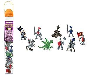 Safari Ltd Knights and Dragon Toob (Japan Import)