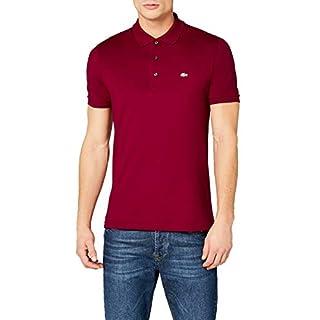 Lacoste Men's Polo Shirt PH4014-00 - Red - Medium