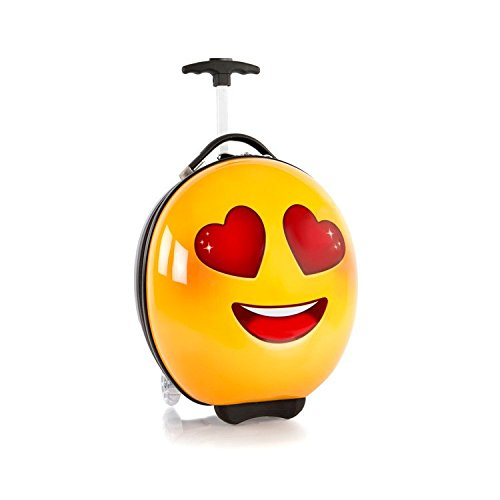 e-motion-unique-designed-kids-carry-on-hard-side-trendy-emoji-luggage-16-inch-love
