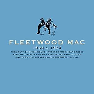 Fleetwood Mac : 1969-1974 (Coffret 8cd)