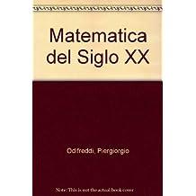 Matematica del Siglo XX