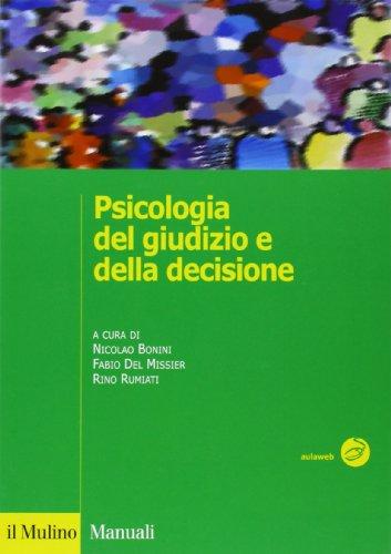 Psicologia del giudizio e della decisione
