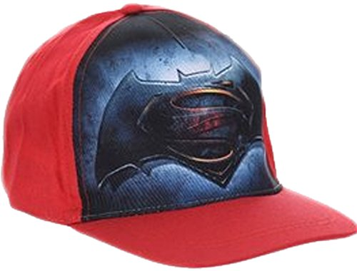 Batman v Superman - Gorro - para niño Multicolor 58 cm