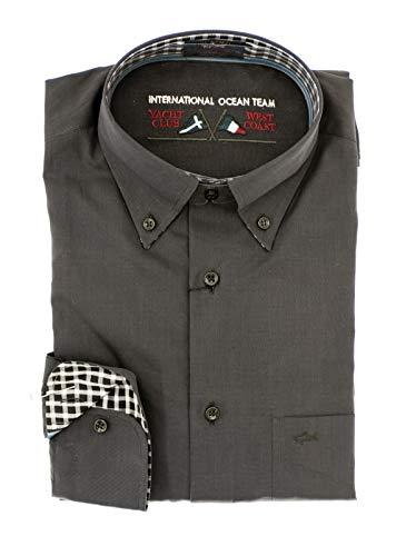 Paul & shark slimfit, cotton, shirt, 39 it