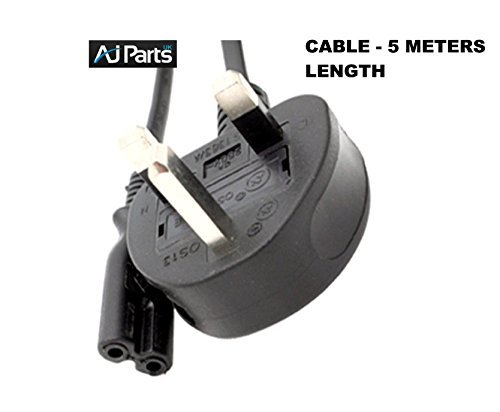 UK Mains Power Lead Cable Cord For Treadmill Running Machine With 3 Pin Plug