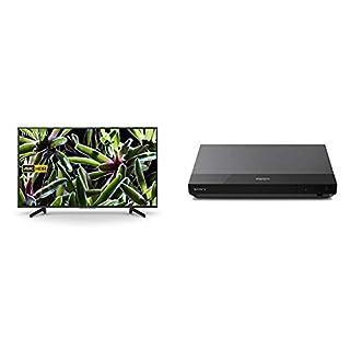 Sony BRAVIA KD55XG70 55-inch LED 4K HDR Ultra HD Smart TV - Black + Sony UBP-X500 4K Ultra HD Blu-Ray Disc Player, Black (B07QJGM1RP)   Amazon price tracker / tracking, Amazon price history charts, Amazon price watches, Amazon price drop alerts