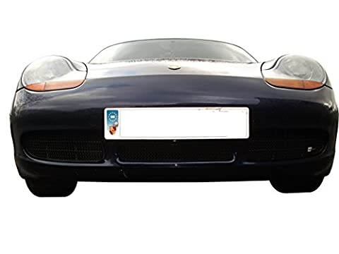 Porsche Boxster S - Ensemble calandre intégral - Finition noir (1996 to 2004)